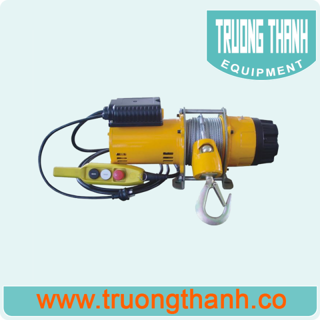 Tời Điện KDJ-1000/380V